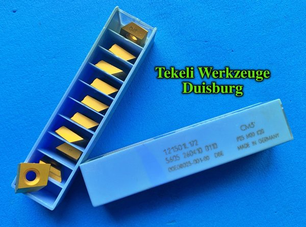 HERTEL 10 x 1.21501L172 CM3 Neue Bz. D2FIX150505LRN (Fix-Perfect)